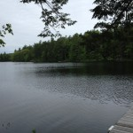Cargil Pond From Our Dock